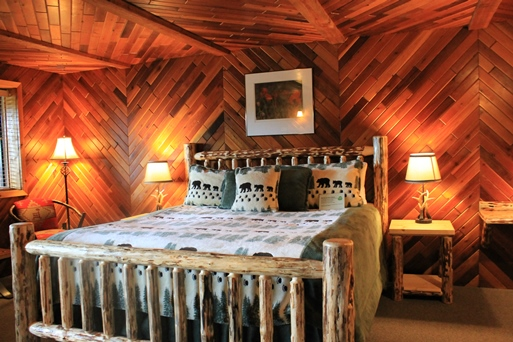 King Room Bed Lodging