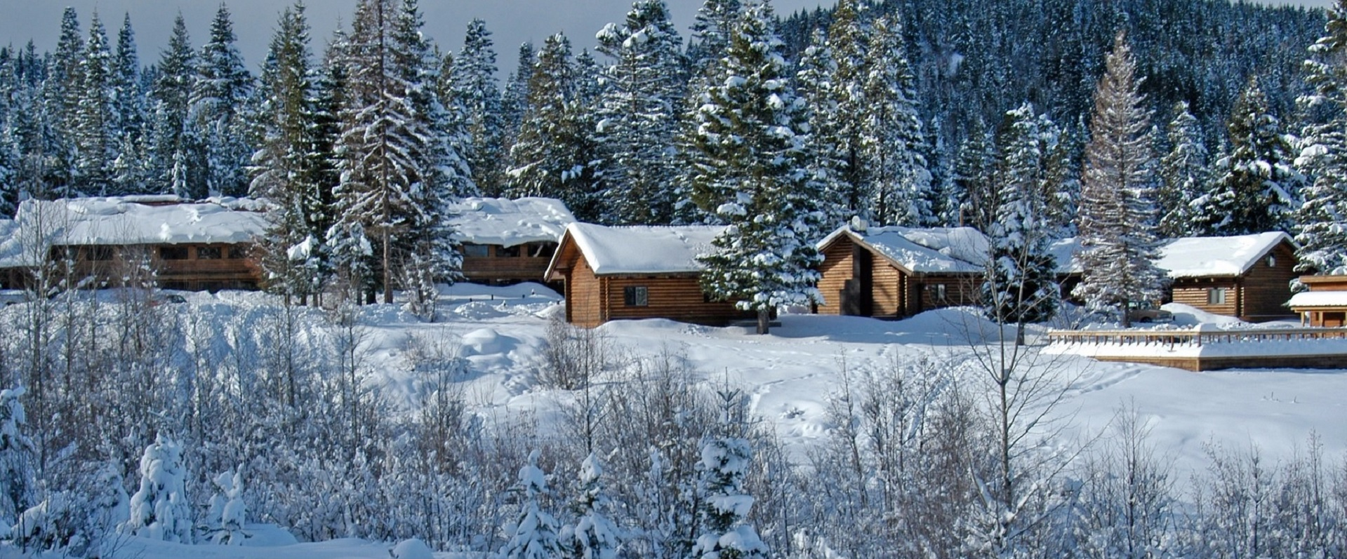 Cooper Spur Lodging Outdoors